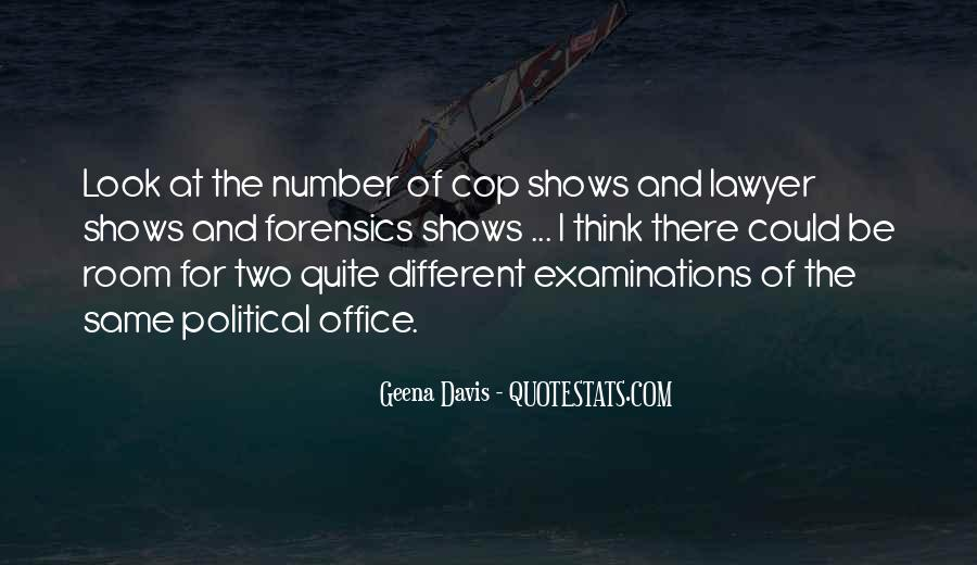 Quotes About Cop #244733