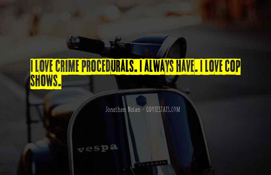 Quotes About Cop #283026
