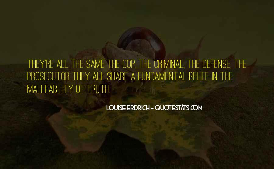 Quotes About Cop #297504