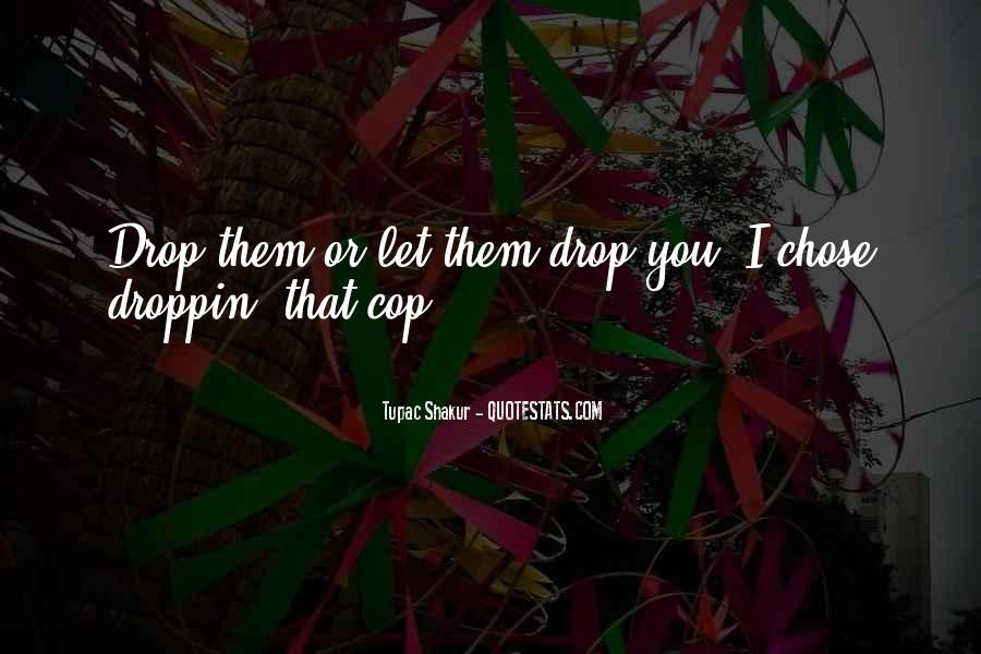 Quotes About Cop #346667