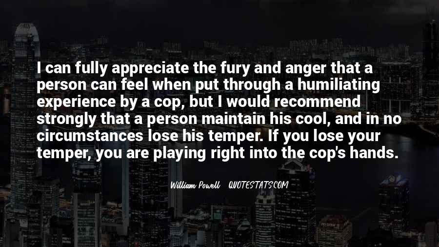 Quotes About Cop #350007