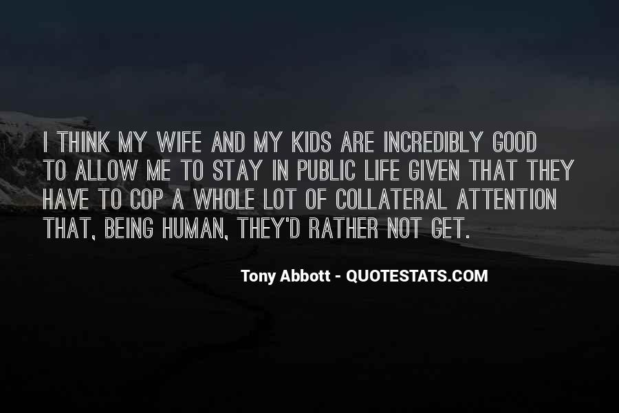 Quotes About Cop #353699
