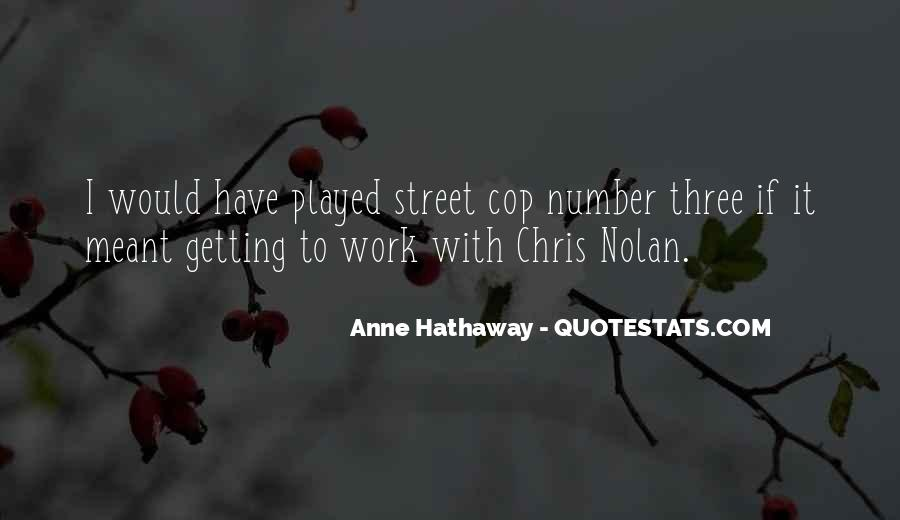 Quotes About Cop #364651