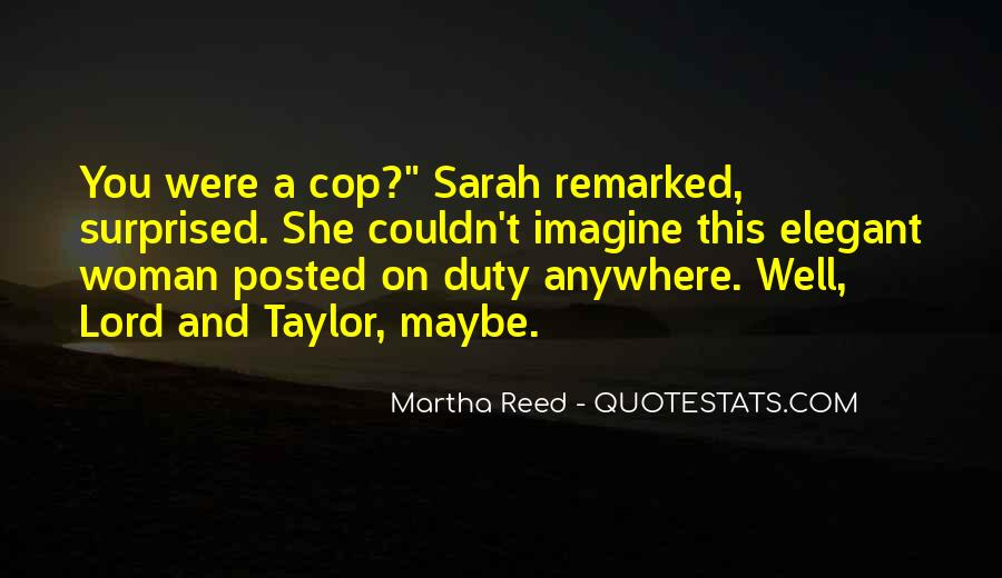 Quotes About Cop #99796