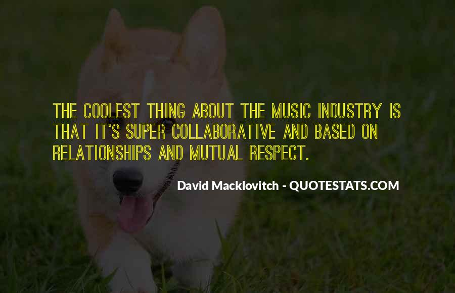 Quotes About Coolest Music #431395