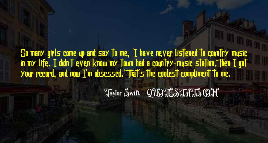 Quotes About Coolest Music #474817