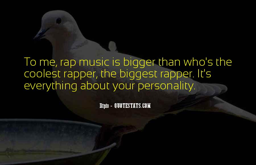 Quotes About Coolest Music #833245