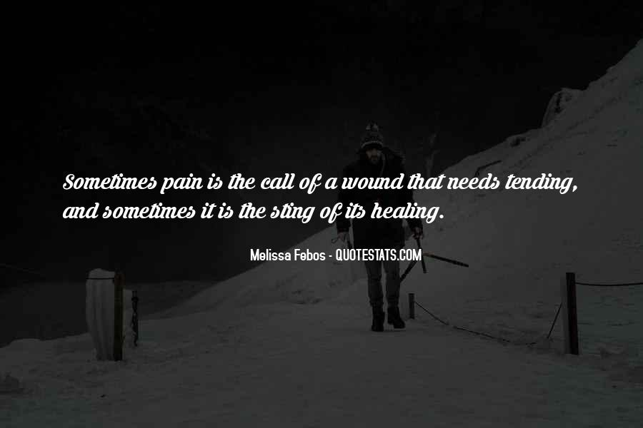 Melissa Hastings Quotes #624592