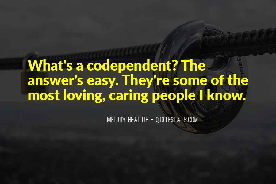 Melody Beattie Codependent No More Quotes #292574
