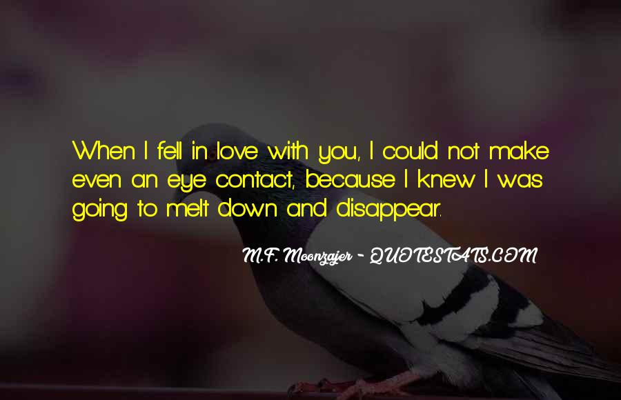 Melt Down Quotes #803968