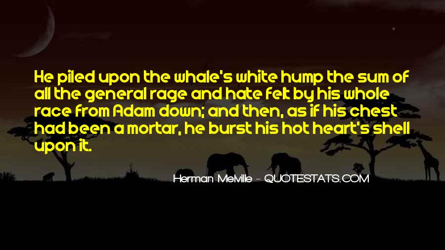 Melville White Whale Quotes #1694285