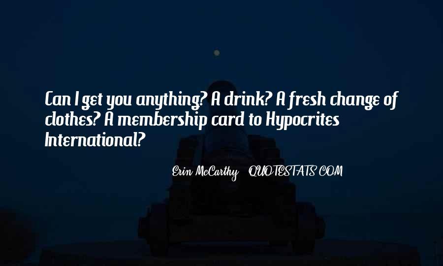 Membership Card Quotes #31908