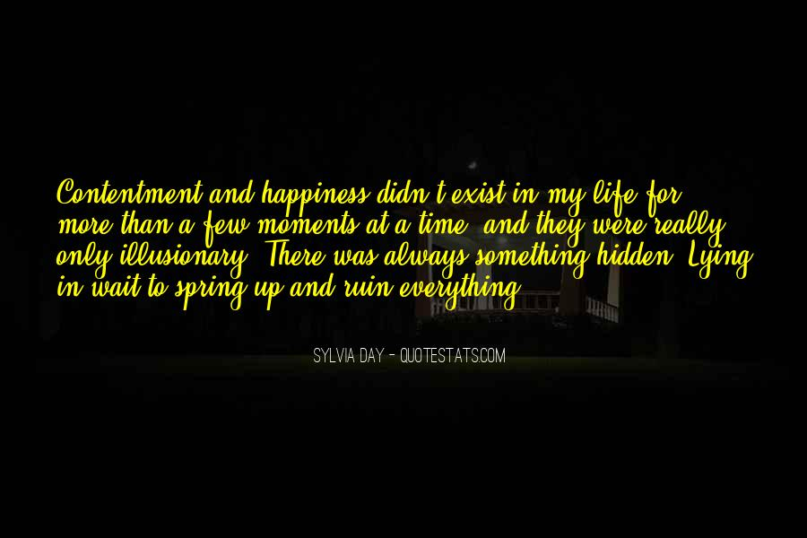 Memorable Moments In Your Life Quotes #101807