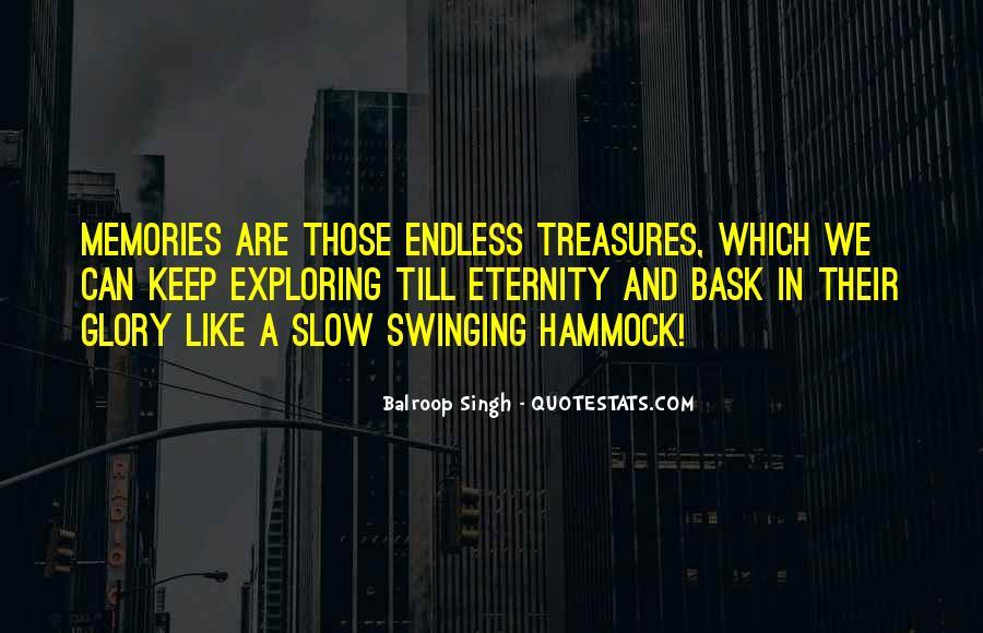Memories Are Treasures Quotes #1698859