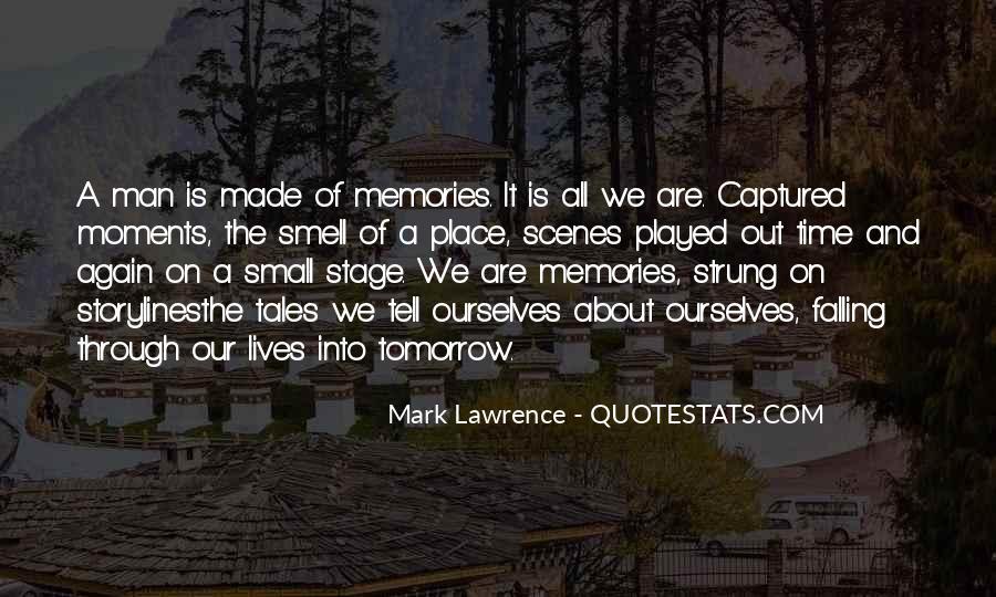 Memories Captured Quotes #500317