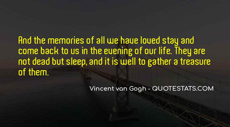 Memories Will Stay Quotes #607545