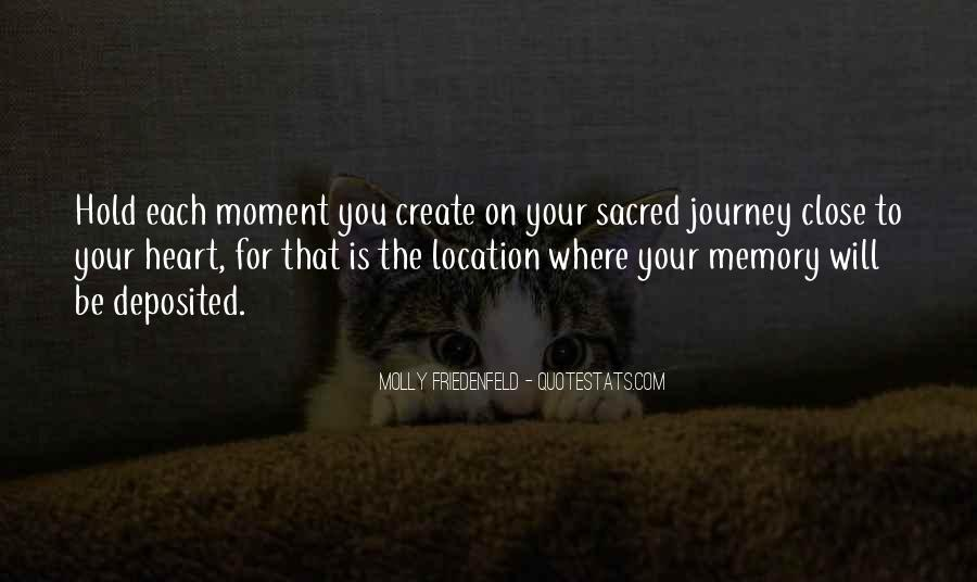 Memory Moments Quotes #1194315
