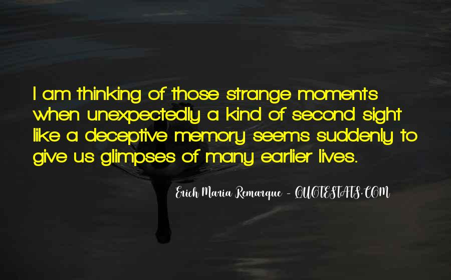 Memory Moments Quotes #1609364