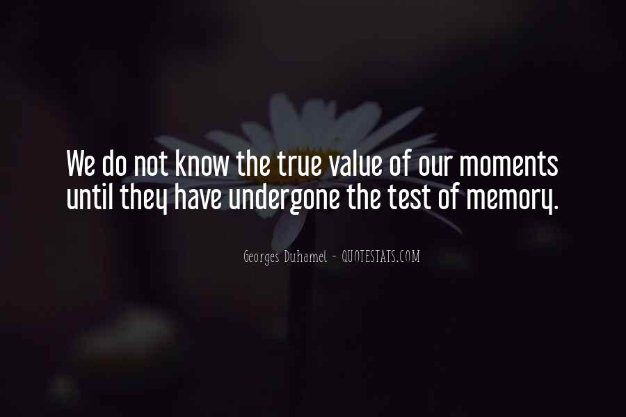 Memory Moments Quotes #1668625