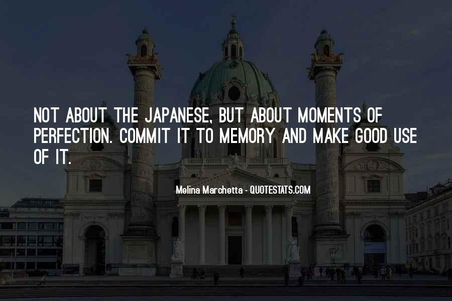 Memory Moments Quotes #1877777