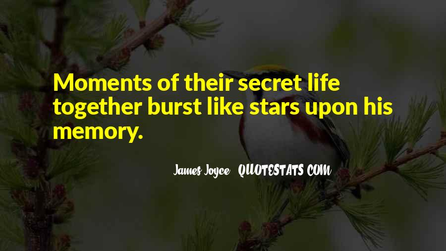 Memory Moments Quotes #755056