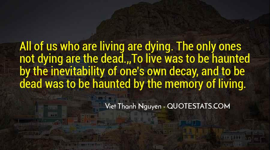 Memory Of Quotes #15379