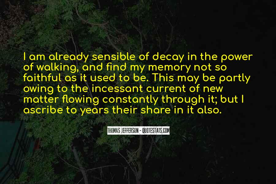 Memory Of Quotes #18119