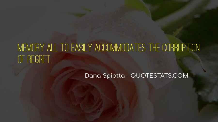 Memory Of Quotes #18573