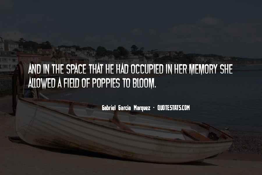 Memory Of Quotes #28582