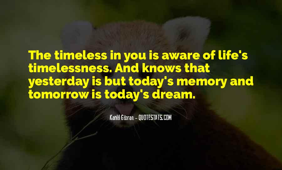 Memory Of Quotes #29475