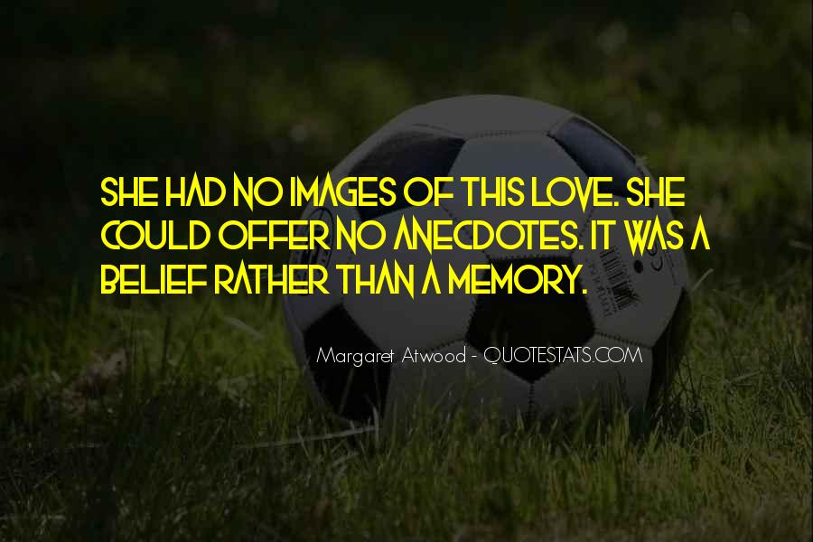 Memory Of Quotes #40623