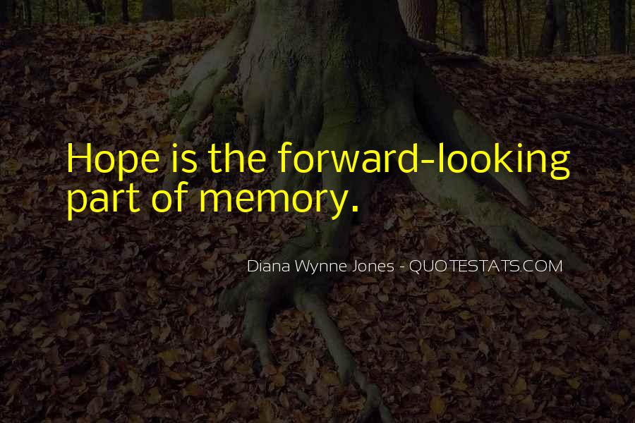 Memory Of Quotes #7909