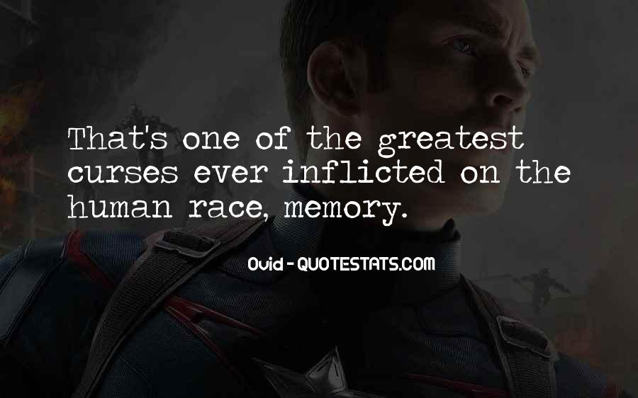 Memory Of Quotes #9096