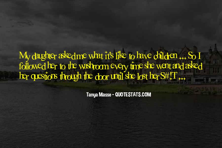 Quotes About Tanya #16888