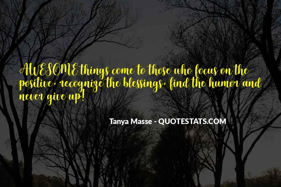 Quotes About Tanya #431726