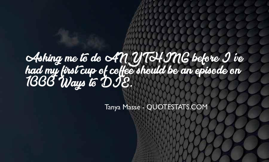 Quotes About Tanya #90403