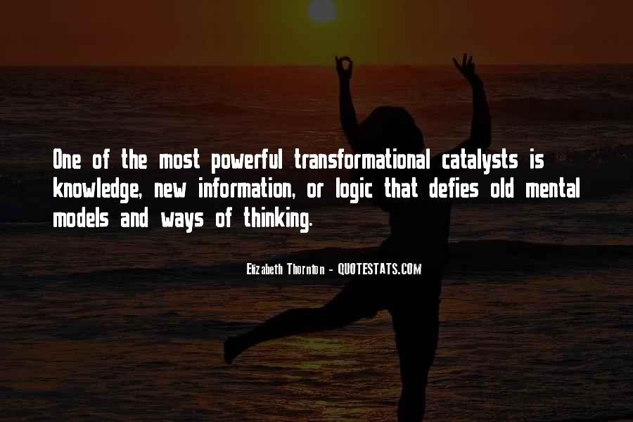 Mental Models Quotes #181174