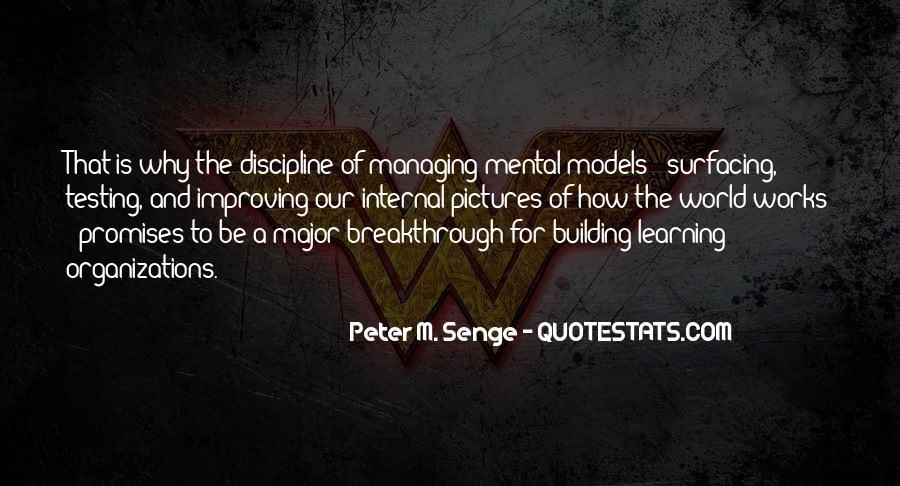 Mental Models Quotes #37334