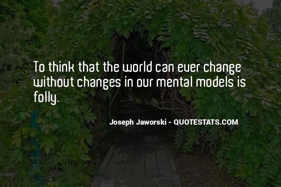 Mental Models Quotes #83790