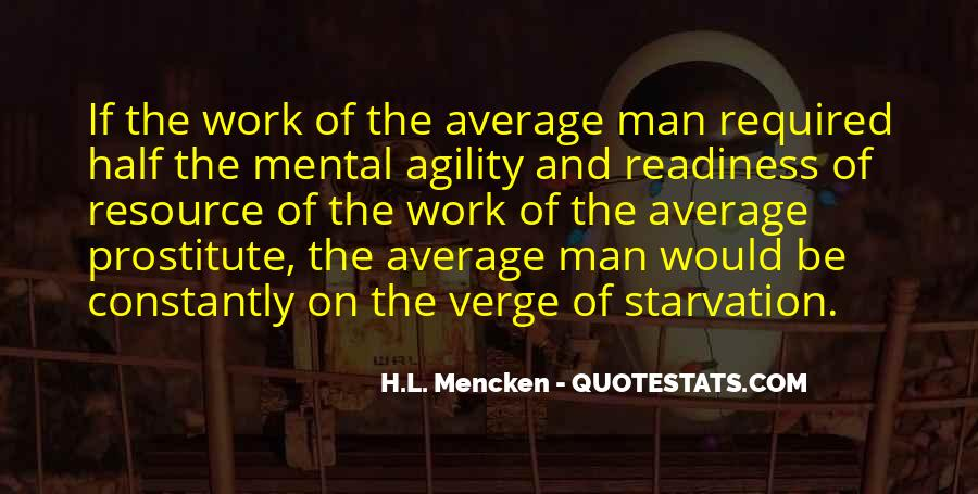 Mental Readiness Quotes #1854209