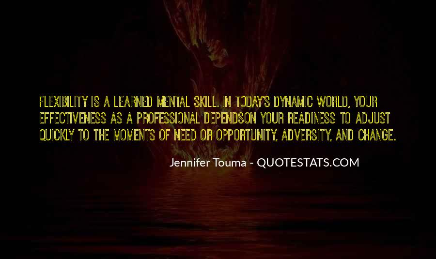 Mental Readiness Quotes #707673
