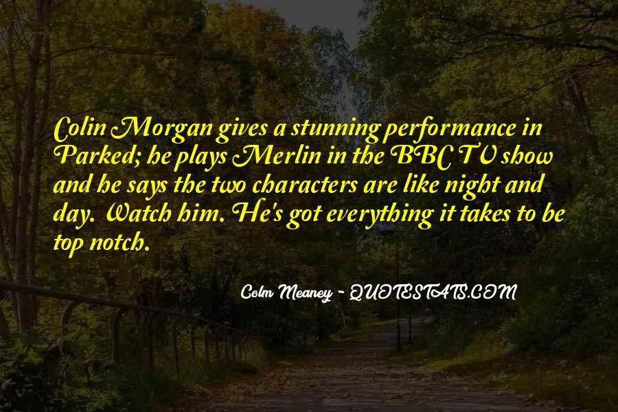 Merlin Bbc Quotes #70445