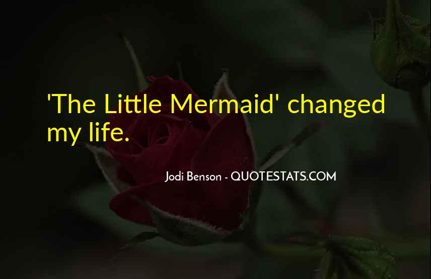 Mermaid Quotes #333873