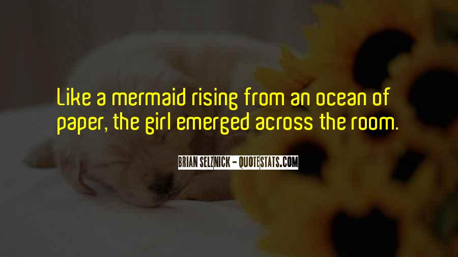 Mermaid Quotes #421543