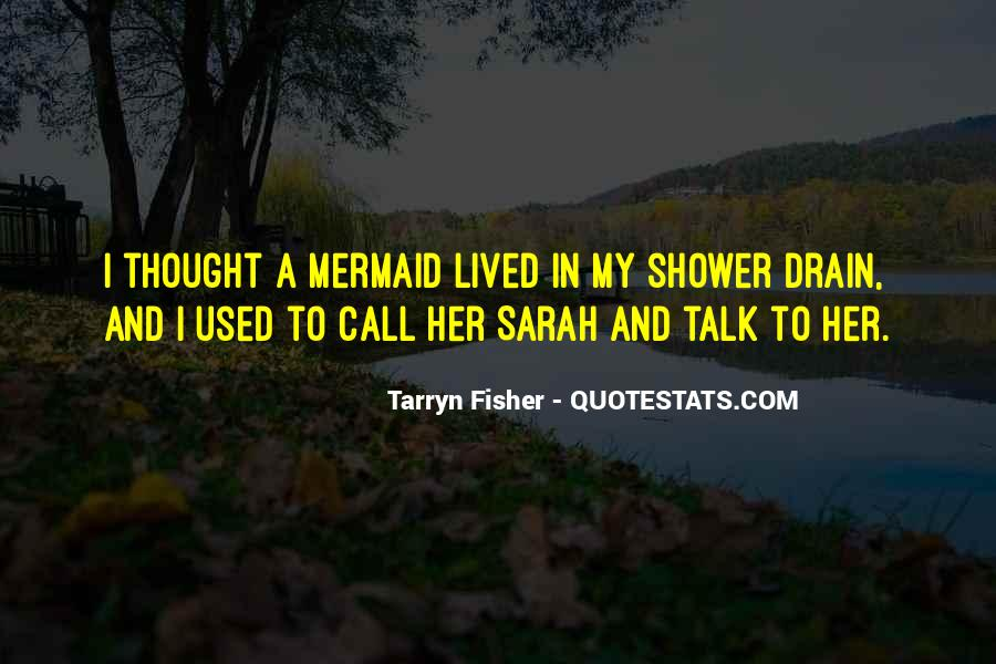 Mermaid Quotes #86271