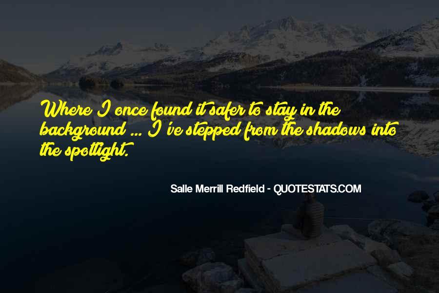 Merrill Da2 Quotes #656653