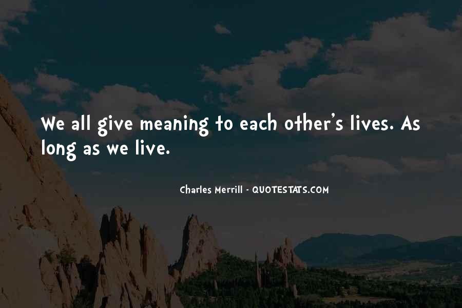 Merrill Da2 Quotes #996488
