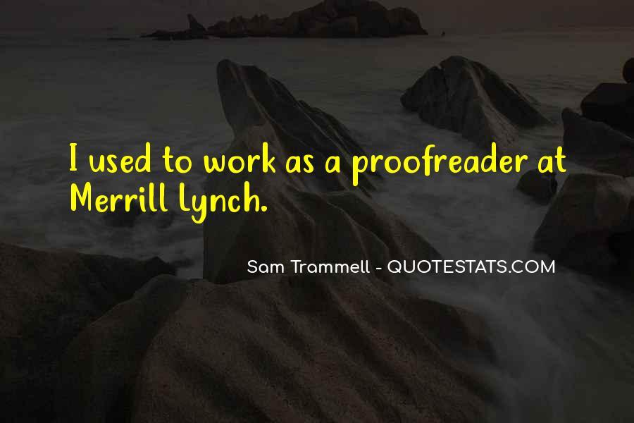 Merrill Quotes #100542