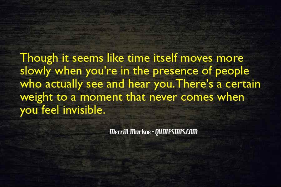 Merrill Quotes #12812