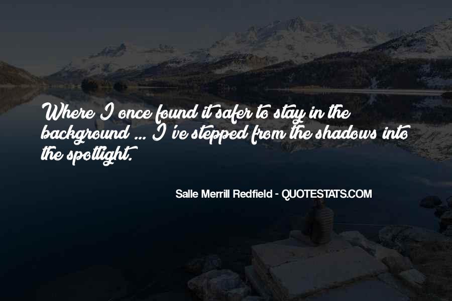 Merrill Quotes #656653